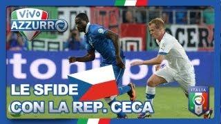 Le sfide con la Repubblica Ceca - Ricordi Azzurri