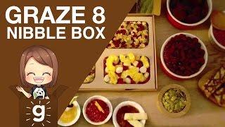 Grazebox Unboxing: Flapjack, Cracking, Garden And Gazpacho