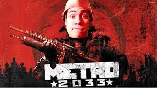 Un jeu bien triste - Metro 2033 Redux