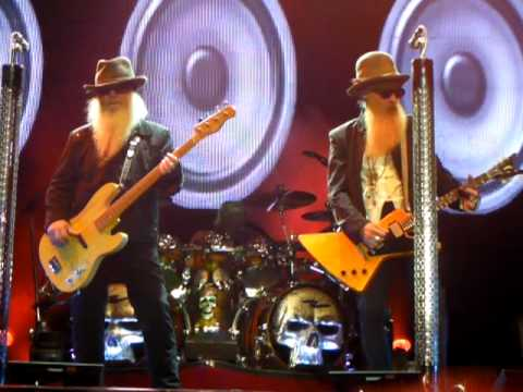 ZZ Top - Clearfield PA - Just Got Paid