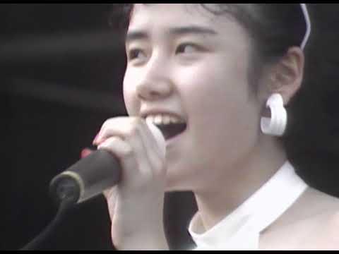 原田知世-03-コンセプト (Live 1987)