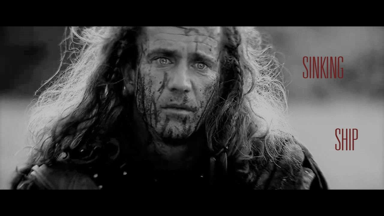 William Wallace Tribute - Sinking Ship