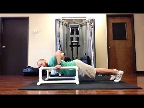 How To Do Pushups With Parallettes