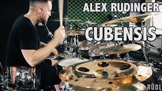 "Alex Rüdinger   Intronaut ""Cubensis"" (DRUM PLAYTHROUGH)"