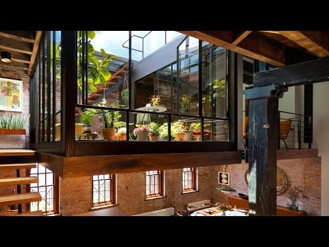 28 Incredible Lofts (New York Loft Apartment Design)