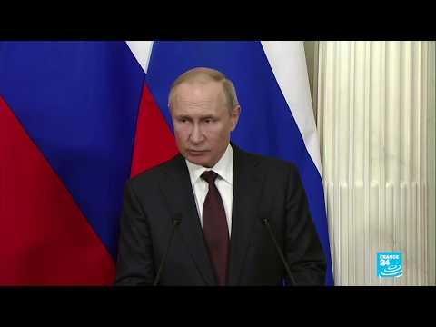 Ceasefire agreed between Putin, Erdogan comes into effect fo
