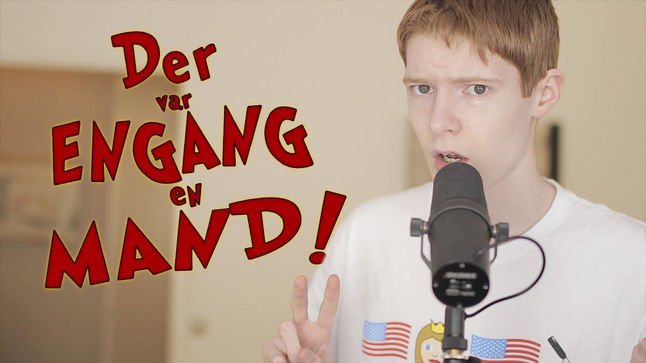 d66c9040aa4c Der Var Engang En Mand - YouTube