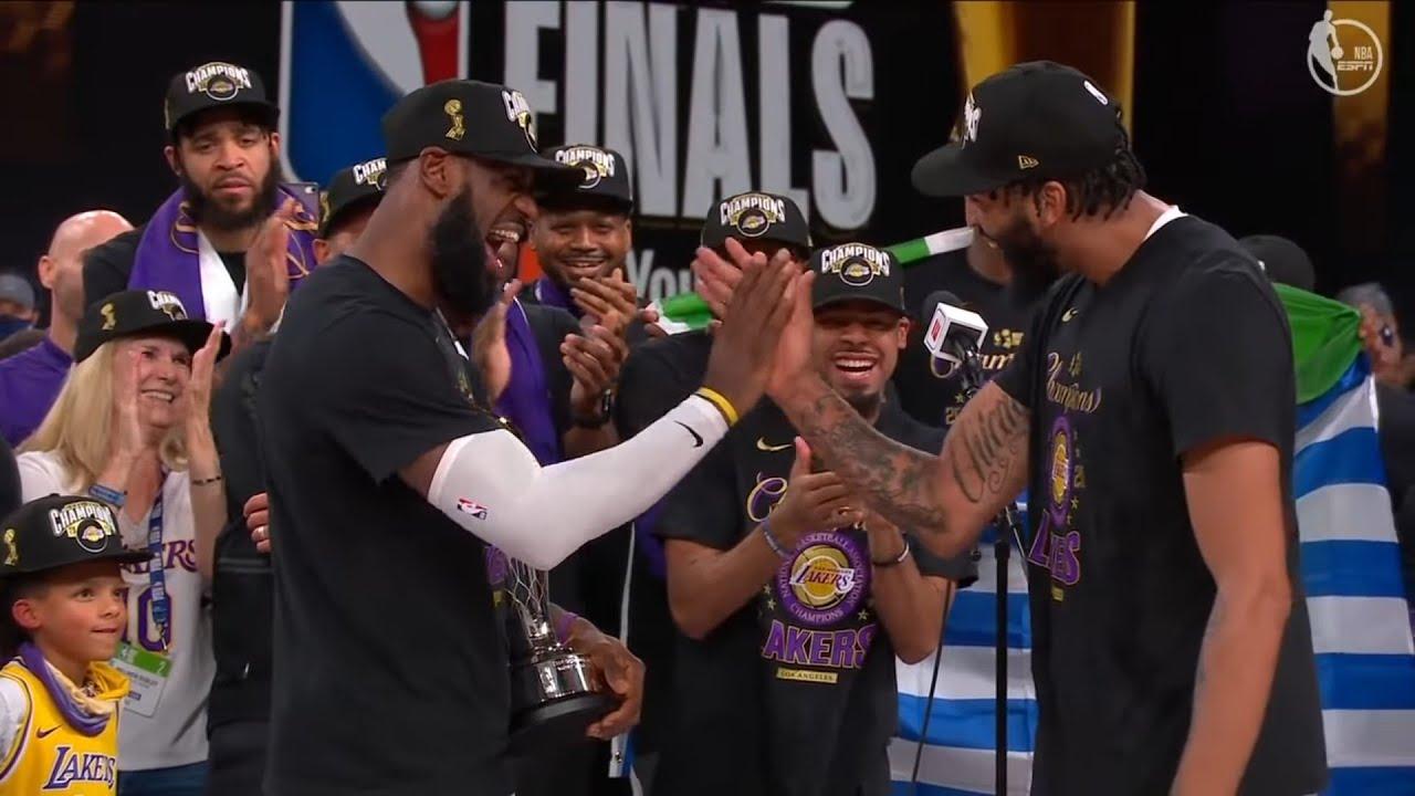 Download Lakers Vs Heat Game 6 NBA Finals 2020 - Full Game HD