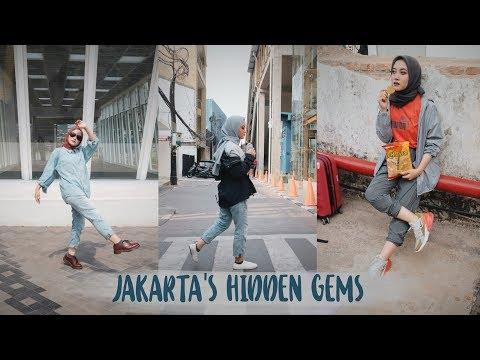 REKOMENDASI SPOT FOTO KEKINIAN DI JAKARTA! #INSTAGRAMABLE