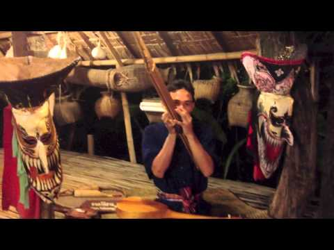 Playing Thai Folk Instruments