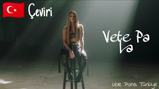 Lele Pons - Vete Pa La Türkçe Çeviri
