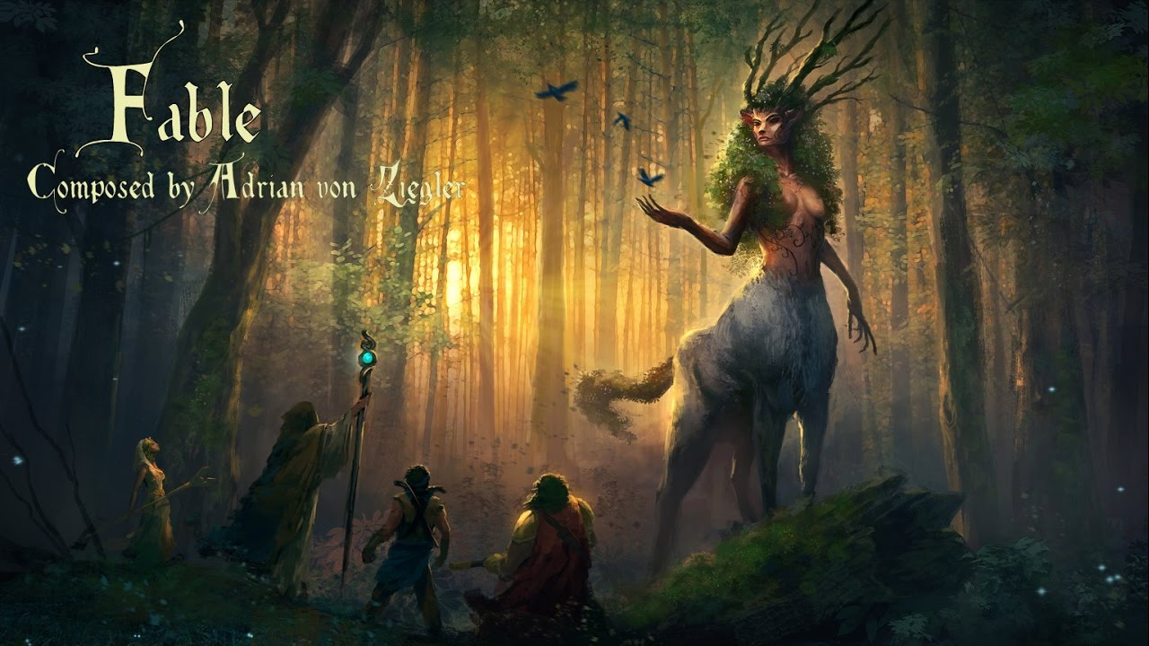 Epic Animal Wallpapers Celtic Music Fable Youtube
