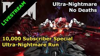 Doom (2016) Ultra-Nightmare Run