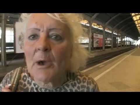 Pani Barbara - Dworzec PKP - www.baska.tivi.pl