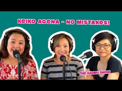 The Ganru   Ep. 3: Keiko Agena Talks About Her New Book No  & Creativity