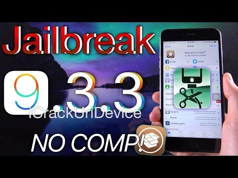 Jailbreak iOS 9.3.3 - NO Computer & Cydia!