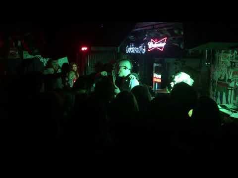 Ocean Grove // Mr Centipede // Frankie's Pizza // Sydney // 05/11/17