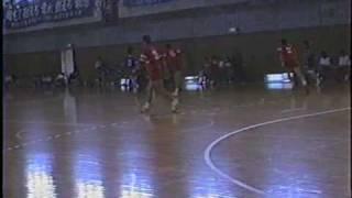 1/6ハンドボール決勝 横浜商工vs桐光学園1993年インターハイ神奈川予選