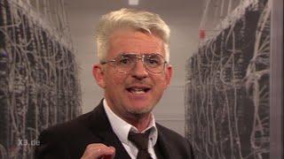 Telekom-Experte Heinz Strunk