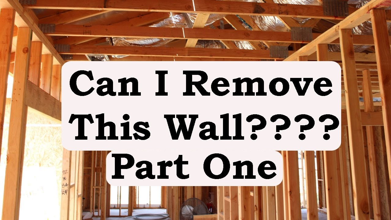 Delightful Watch This Video Before Removing Interior Walls Or Making Door Openings  Larger   Remodeling Advice   YouTube