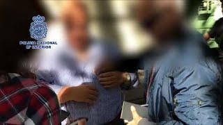 Detienen en España a exembajador guatemalteco