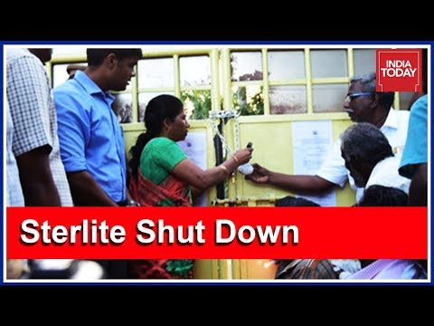 Big Win For Anti-Sterlite Protesters, Tamil Nadu Govt Orders Plant's Shut Down