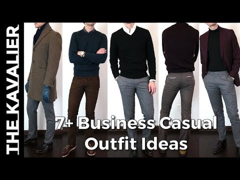 7+ Of My Favorite Winter Outfits (Business Casual) - Wool, Cashmere, Flannel, Gloves And More