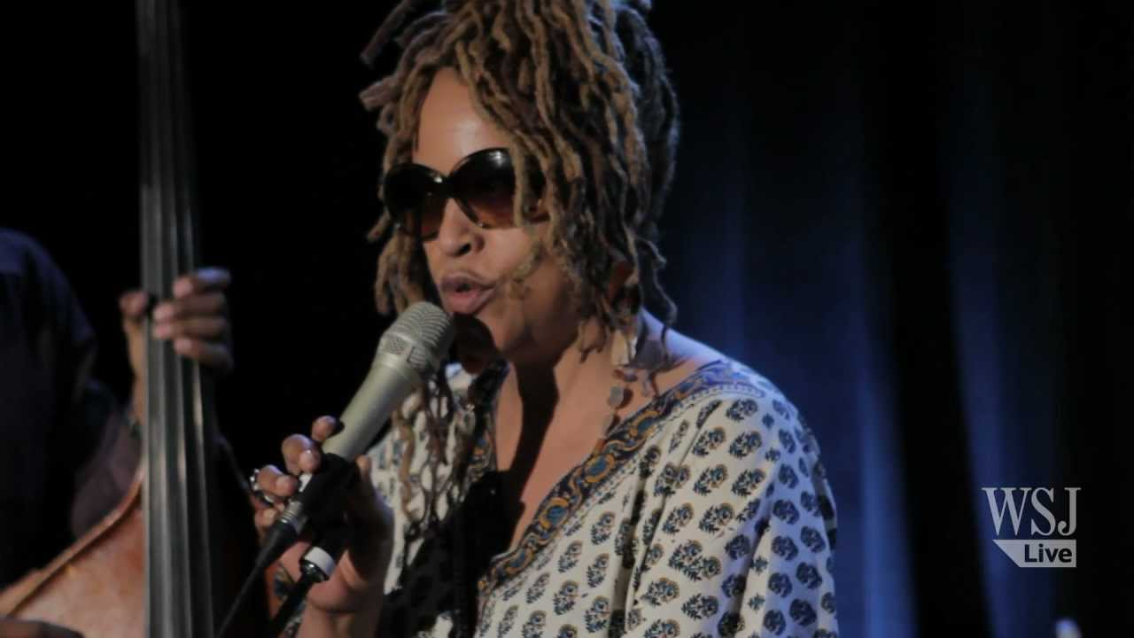 Cassandra Wilson | Performs 'No More Blues' Live at the WSJ Cafe