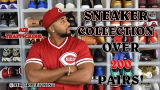SNEAKER COLLECTION | OVER 200 PAIRS