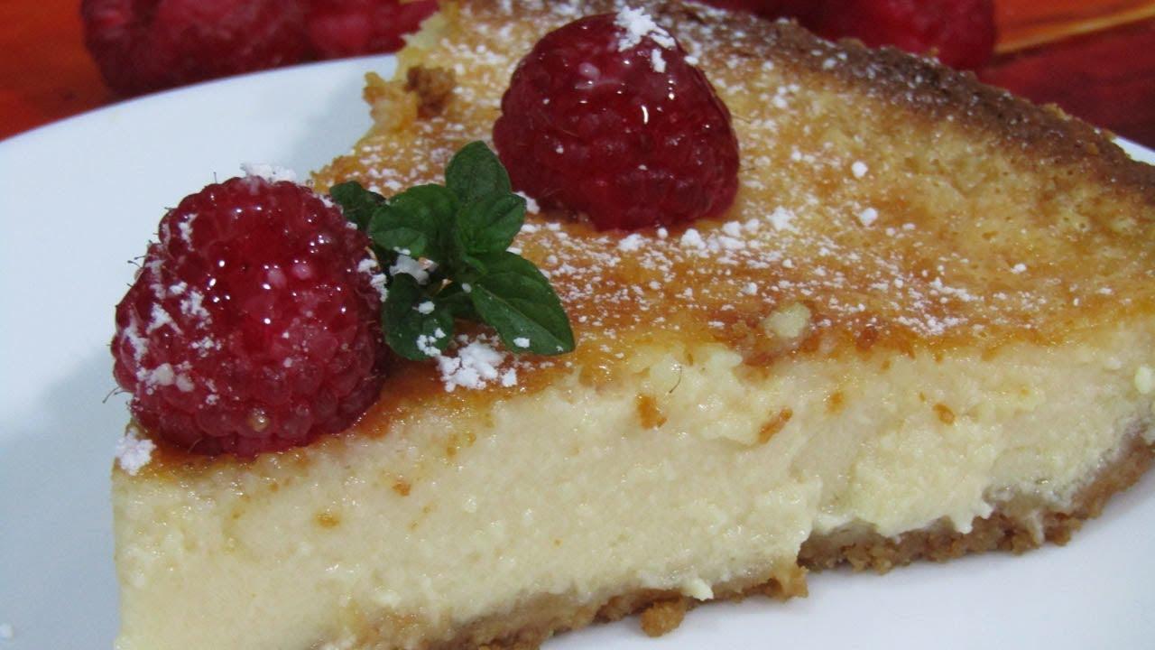 Tarta de queso con Piña - Acomerpe.com