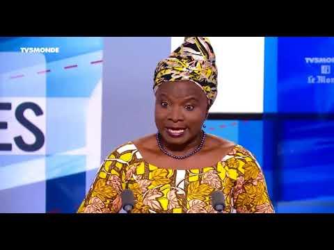 Angélique Kidjo Invitée d'Internationales