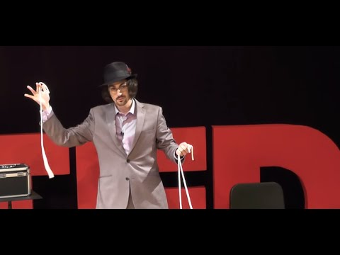 How to Magically Connect with Anyone | Brian Miller | TEDxManchesterHighSchool