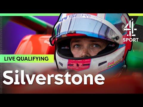Live Qualifying | Round Three Silverstone | W Series Motor Racing