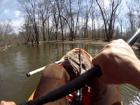 Nj pike fishing with ken beam on the passaic river 4 13 for Passaic river fishing