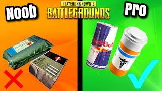10 Mistakes NOOBS Make in PUBG! (and how to fix them) PlayerUnknownsBattlegrounds