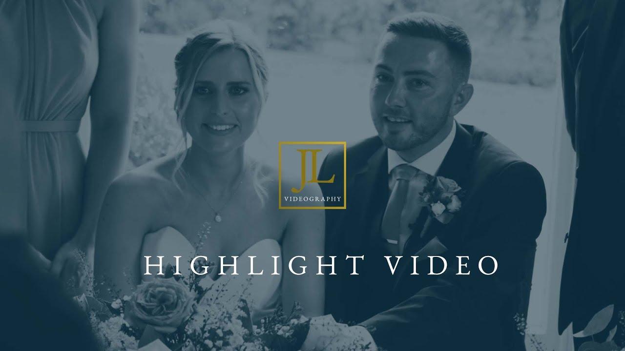 The Wedding of Kristy and Scott   Shottle Hall Wedding Video   Jordan Lee Video