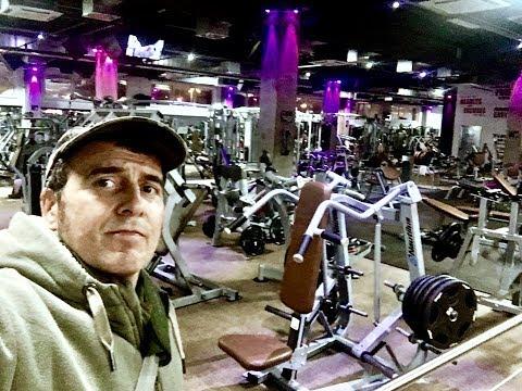 La plus grande salle de Bodybuilding d'Europe.