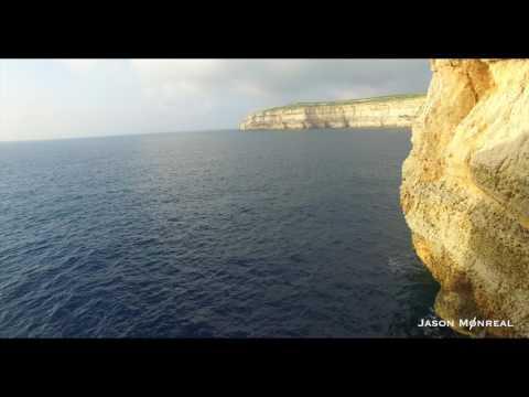 Azzur window Malta - 1 week before its total collapse