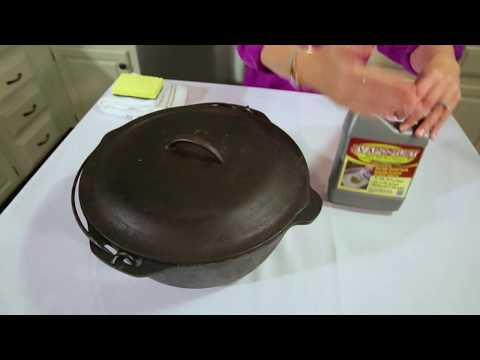 Clean Cast Iron Cookware in Minutes with Evapo-Rust Super Safe Rust Remover [How To]