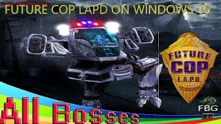 HOW TO DOWNLOAD AND RUN FUTURE COP LAPD ON WINDOWS 10