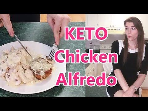 keto:-chicken-alfredo-for-beginners-and-chicken-in-lemon-sauce!