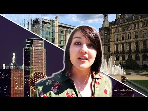 From Texas to Sheffield: My Experience as an International Student