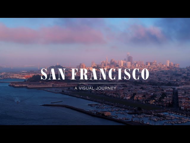 San Francisco // A Visual Journey by PEGAIR