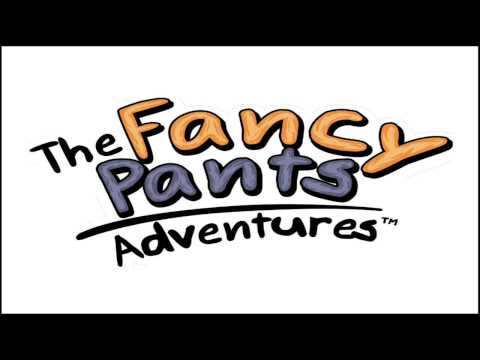 The Fancy Pants Adventure World 3 - Outer Squiggleville Theme