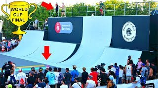 2017 ISA SCOOTER WORLD CUP FINALS + BEST TRICK SURPRISE...