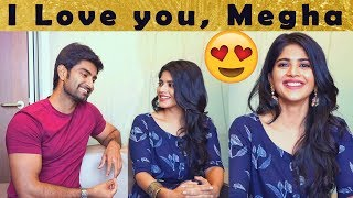 Megha Akash gets a cute love proposal from Atharvaa | Boomerang