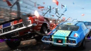 GRID 2 Best Crashes Ever Vol. 02