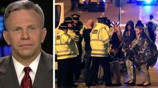 Lt  Col  Shaffer  Manchester terror attack is symbolic