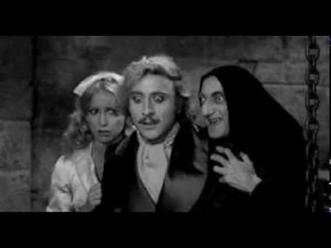 Carlos Alazraqui Gene Wilder impression from Young Frankenstein