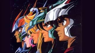 Caballeros del Zodiaco   Megamix Guerra de Cosmos - Soundtra...